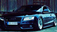 Audi A5 Coupe Tuning Air Suspension Hd 1080p