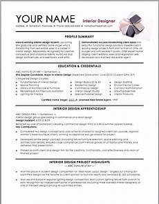 12 best images about interior design intern resume templates for pinterest