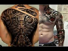 3 D Tattoos - 26 times the 3d skills of artists surpassed all
