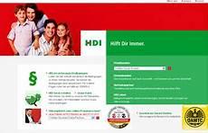 hdi versicherung berechnen und vergleichen