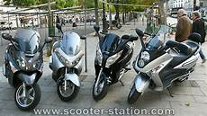 les meilleurs scooter 125 scoooter gt