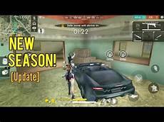winter update free fire new season 7 pass update garena free