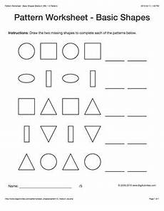 patterns grade 6 worksheets pdf 451 pattern worksheets for black white basic shapes 1 2 pattern draw the two missing