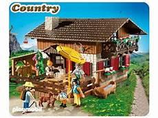 playmobil country playmobil 5422 chalet de montagne
