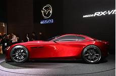 Mazda Still Wants A Rotary Engine But Profits Come