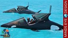5 amazing futuristic underwater vehicles you ll wish you had minds eye design