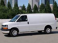 2016 Chevrolet Express 2500 Cargo Van 3D Used Car Prices