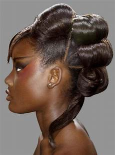 pictures of weave updo hairstyles for black