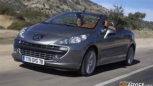 2007 Peugeot 207 CC  Photos CarAdvice