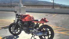 Bmw Cafe Racer Orange
