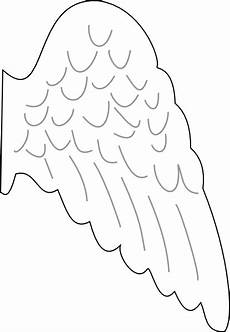 wing clip at clker vector clip