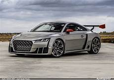 Audi Sport Performance Parts And Audi Tt Clubsport Turbo