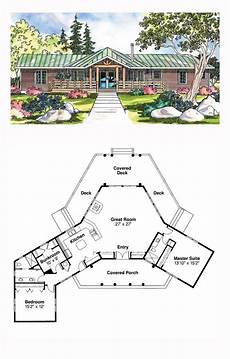 octagon houses plans 16 best octagon style house plans images on pinterest