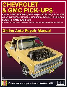 hayes car manuals 2005 chevrolet suburban 1500 electronic toll collection 1968 chevrolet c20 suburban haynes online repair manual select access ebay
