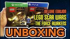 lego wars the awakens deluxe edition ps4