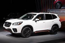 2019 subaru forester commands more green prices start at