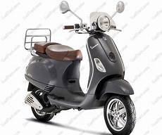 additional led headlights for scooter vespa lxv 50