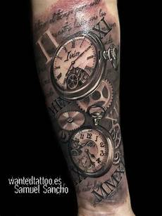 uhr unterarm asi uno para mi pocket tattoos tattoos