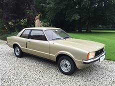 ford taunus ii 1975 1979 sedan outstanding cars
