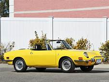 Fiat 850 Sport Spider 1968–72 By Bertone With Images