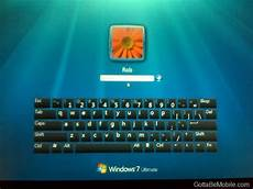 keyboard for windows 7 windows 7 and vista log on keyboards compared screenshots