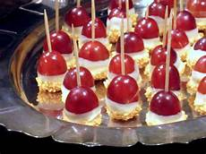 need a and easy appetizer use a toothpick to