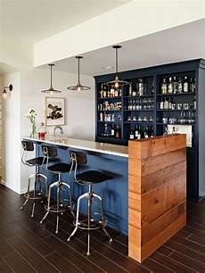 transitional home bars for basements also exciting