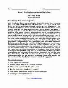 worksheets for grade 5 15416 reading worksheets fifth grade reading worksheets