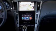 infiniti apple carplay infiniti adds apple carplay and android auto for 2020 in