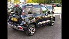 Fiat Panda Schwarz - 2016 fiat panda cross darkwave black