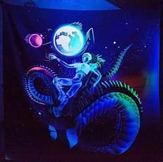 space traveler psychedelic fluorescent uv reactive