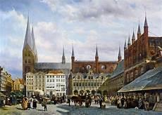 place lübeck the market place to l 252 beck cornelius springer as