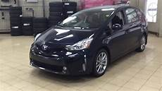 2018 Toyota Prius V Technology Review