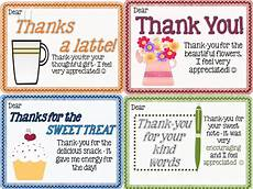 thank you card template for students from thank you notes from teachers to students freebie