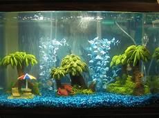 Aquarium Wall Decoration Idea For Pre School