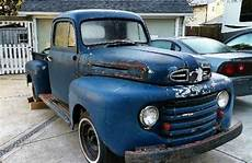 1950 ford f100 f1 rat rod patina restomod all steel for sale photos technical specifications