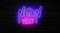 Malvorlagen Bagger Yang Bagus Cara Membuat Neon Text Keren Di Android