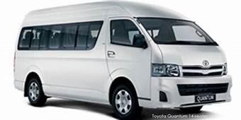 Toyota Quantum  14 Seater 2014 2015