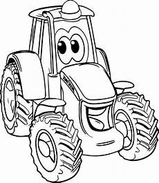 claas trekker kleurplaat kleurplaat fendt trekker traktor