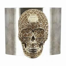 philipp plein official website браслет skull