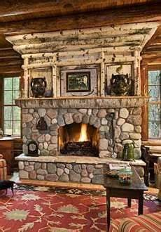 by santa fe ranch western furniture rustic decor rustic fireplaces stone fireplace