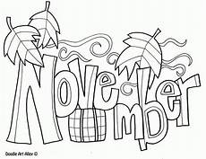 November Malvorlagen Indonesia Months Of The Year Coloring Pages Coloring Home