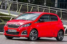 peugeot 108 versions peugeot 108 hatchback from 2014 used prices parkers