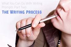 handwriting worksheets 15514 what you can do with writing prompts part two the writing process