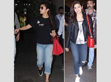 Top Airport Looks You Might Want To Try   Indian Fashion