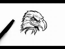 aigle dessin facile comment dessiner un aigle