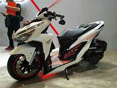 Modifikasi New Vario 150 2018 by Downlaod Ide Modifikasi Vario 150 Merah 2018 Terbaru