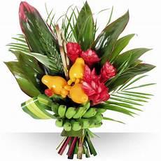 bouquet de fleurs exotiques page produit boutique fleur carrefour