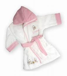 peignoir personnalisé bébé peignoir pour b 233 b 233 brod 233 avec votre pr 233 nom