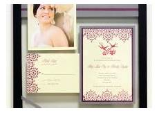 Preserve Wedding Invitation